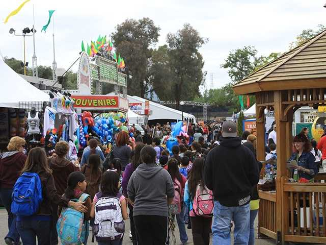 What: Sacramento County FairWhere: Cal ExpoWhen: Fri-Sun 10am-10pm&#x3B; Mon 10am-7pmClick here for more information.