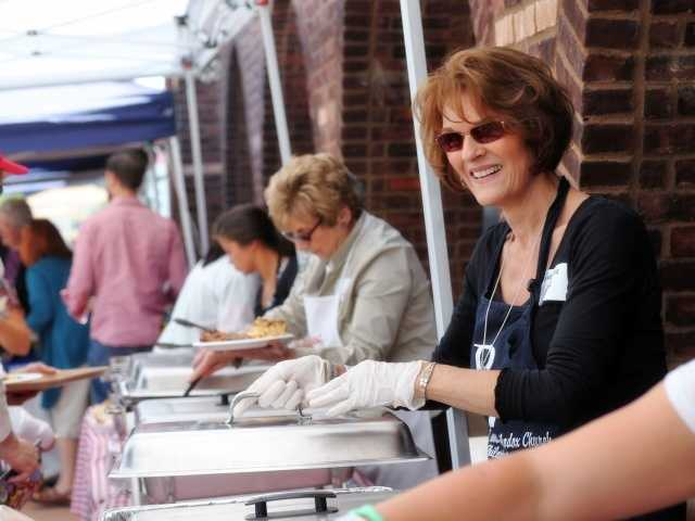 What: St. Anna Greek Food and Wine FestivalWhere: St. Anna Greek Orthodox ChurchWhen: Fri 5pm-10pm&#x3B; Sat & Sun Noon-10pmClick here for more information.