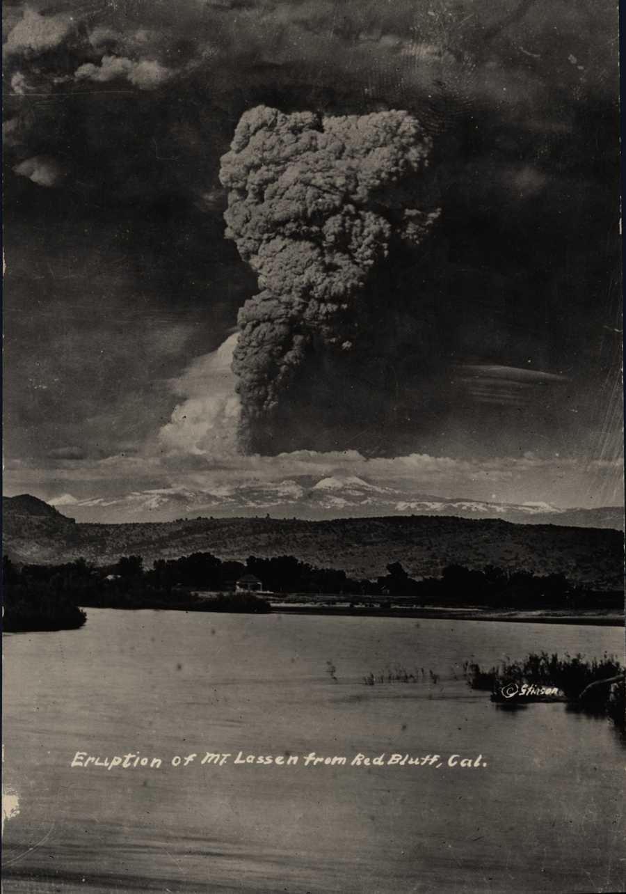 "On Friday, the U.S. National Park Service will commemorate the eruption of Mount Lassen. On May 22, 1915, Lassen Peak erupted in what is called ""the Great Explosion."" The explosion sent volcanic ash, rock and pumice hurtling through the air."