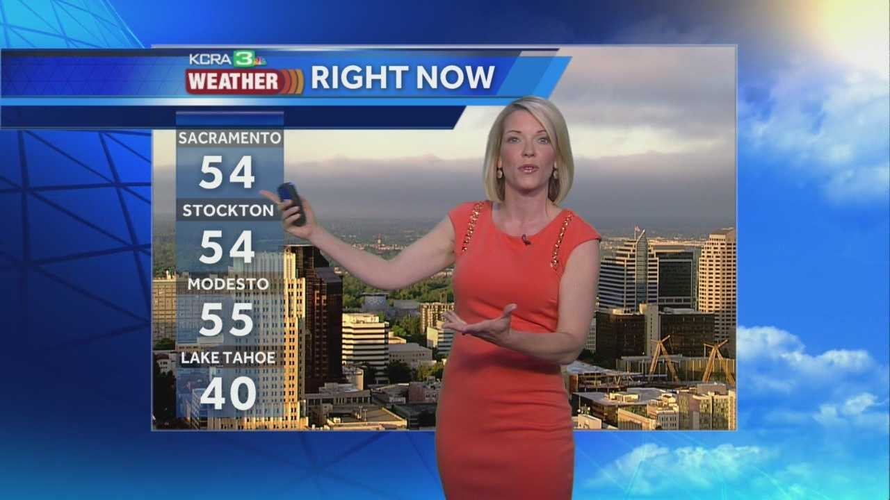 KCRA 3 meteorologist Eileen Javora times out the holiday forecast this Memorial Day.