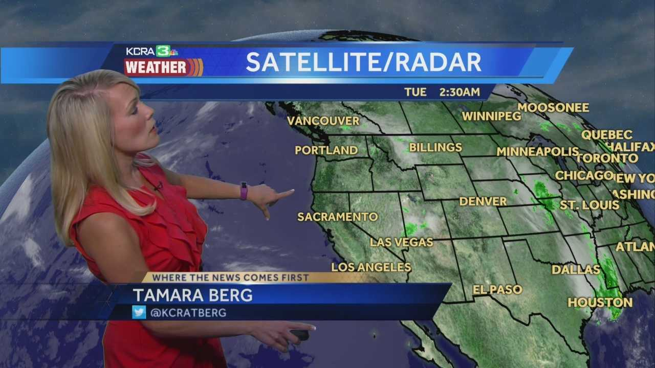 KCRA 3 Weather Meteorologist Tamara Berg shows us how long the warming trend will last.