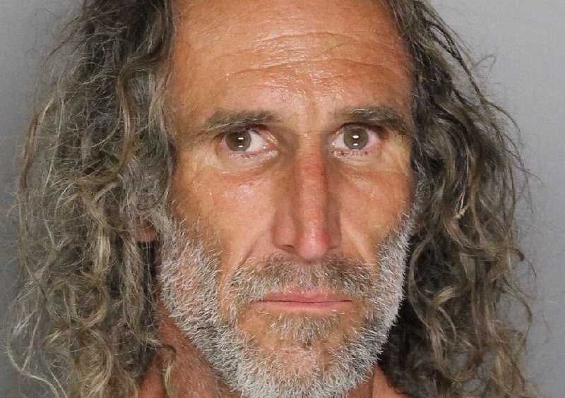Dave Cove was arrested on possession of drugs, an outstanding warrant and arson charges, Sacramento police said.