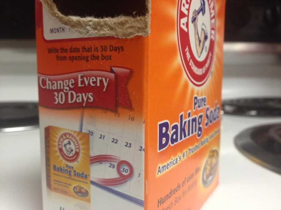 4.) Make sure your ingredients are all fresh -- especially ones you might otherwise overlook, like the baking soda (which I replace every 30 days or so).