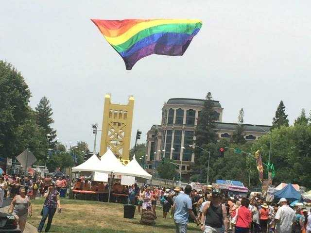 What: Sacramento Pride Parade and Festival 2015Where: Capitol Mall GreensWhen: Sat 11am-5pmClick here for more information on this event.