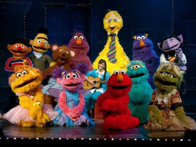 What: Sesame Street Live: Let's DanceWhere: Sleep Train ArenaWhen: Sat 10:30am & 2pm&#x3B; Sun 1pm & 4:30pmClick here for more information on this event.
