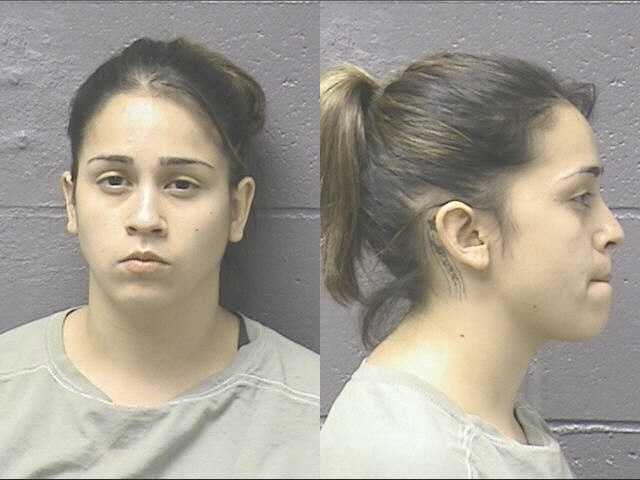 Lorena Ruiz was booked for being an accessory to murder, deputies said.