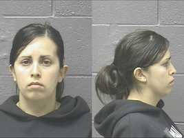Monica Rodriguez was arrested on one count of murder, according to the Yolo County Sheriff's Department