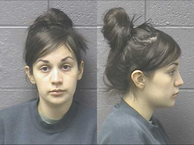 Maria Vega was taken into custody on suspicion of being an accessory to murder, deputies said.