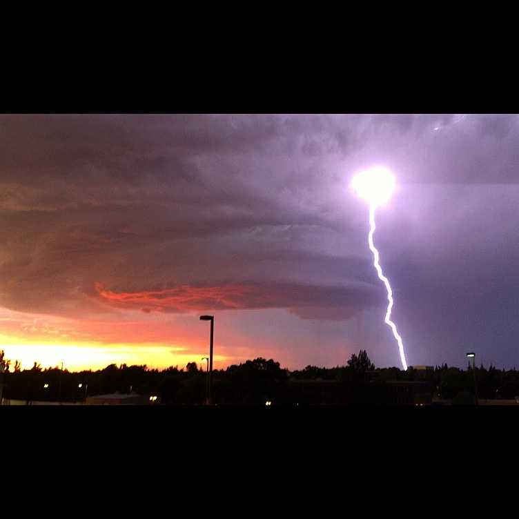 Northern Californians were treated to an amazing lightning show Friday night. KCRA's viewers sent in hundreds of lightning photos. We went through all the photos and selected 25 that you have to see.