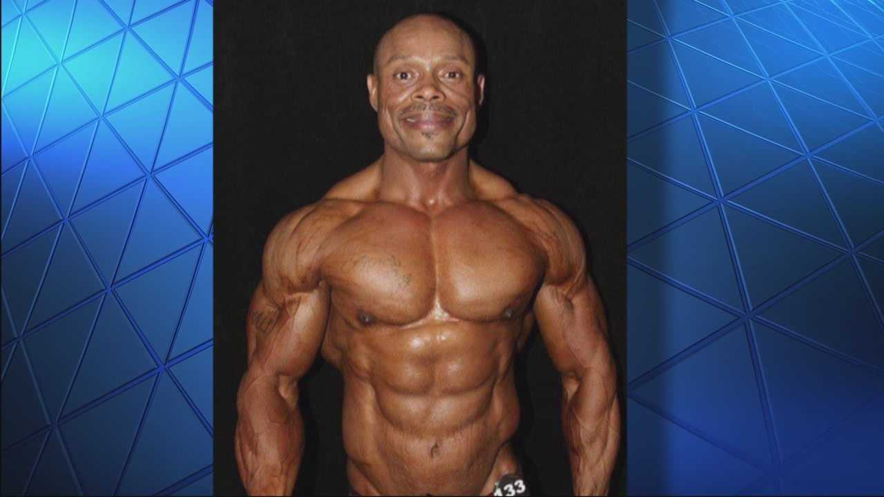 A Stockton man is trying to represent the city is a positive, healthy way. He's heading to a national championship in body building.