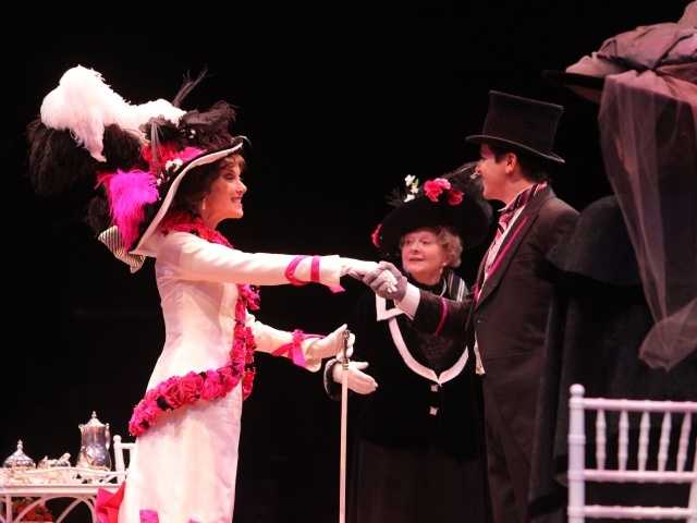 What: My Fair LadyWhere: Wells Fargo PavilionWhen: Fri 7:30pm&#x3B; Sat & Sun 2pm & 7:30pmClick here for more information on this event.