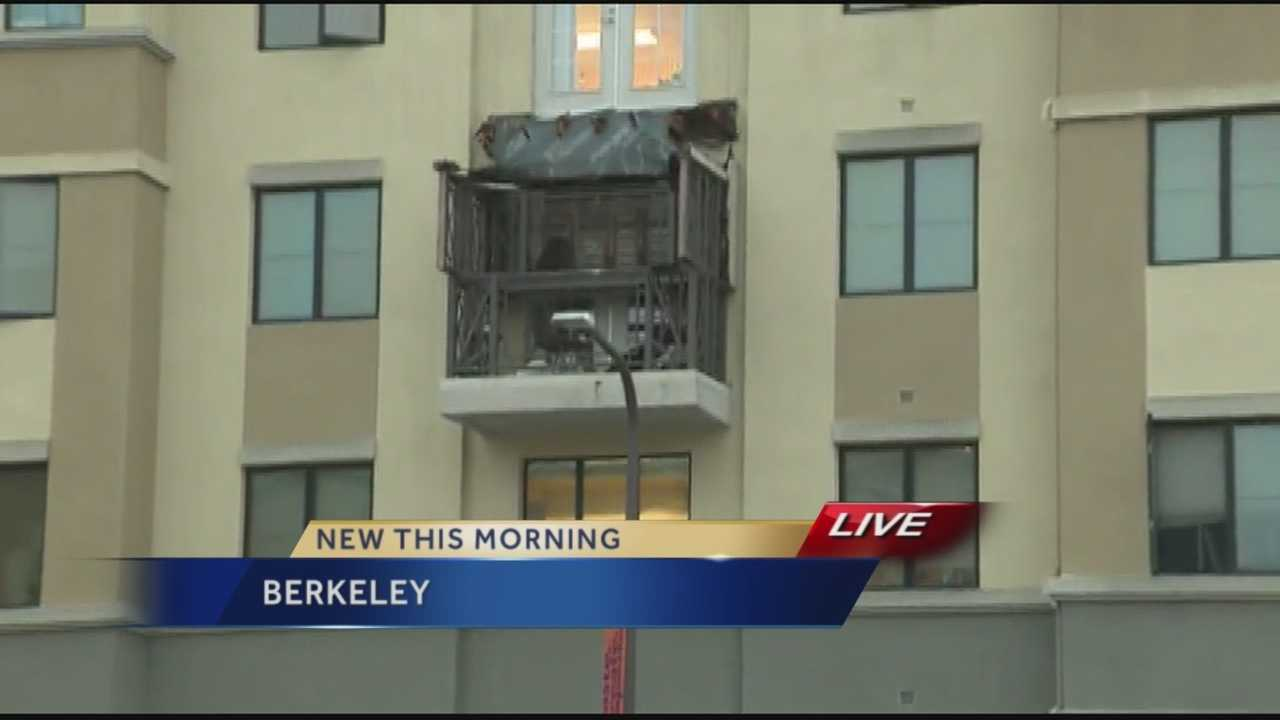 The Irish Foreign Minister has confirmed that all five students who died when a balcony came crashing down in Berkeley were from Ireland on temporary visas and were celebrating a 21st birthday.