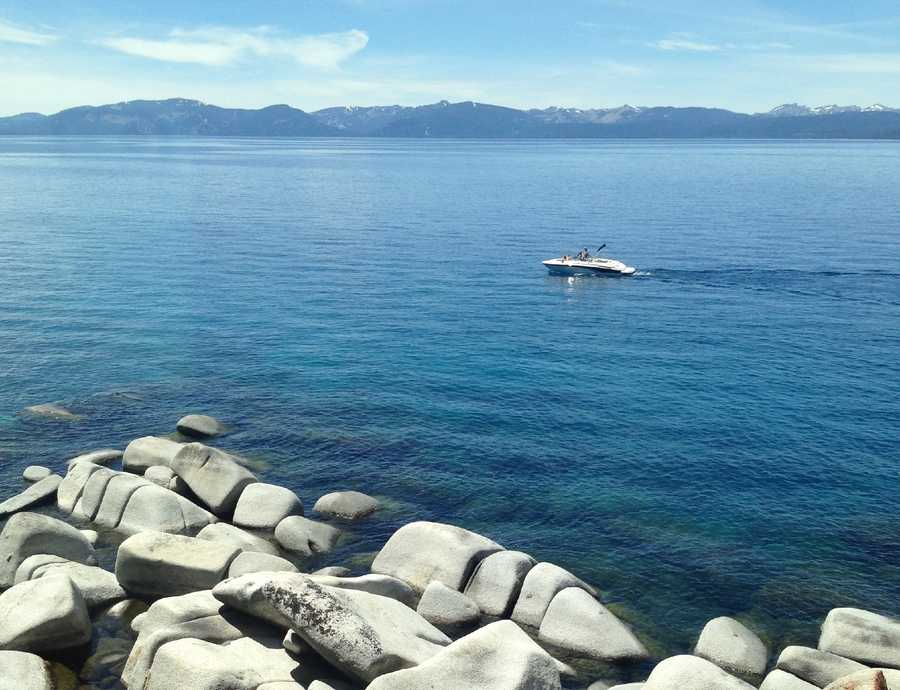 We all know the Tahoe area is a popular spot with visitors during the winter months (when there's snow, that is), but some people may not know about all the many fun things to do around the lake in the summer. Here are 15 things you have to do this summer around Lake Tahoe.