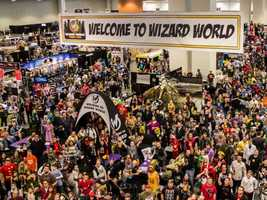 What: Wizard World Sacramento Comic ConWhere: Sacramento Convention CenterWhen: Fri 3pm-8pm&#x3B; Sat 10am-7pm&#x3B; Sun 11am-5pmClick here for more information on this event.