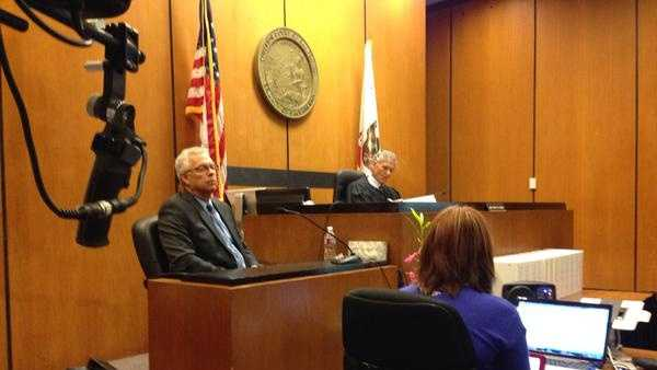 Assistant city manager John Dangberg is back on the witness stand in arena subsidy trial.