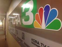 2.) KCRA 3 has been an NBC affiliate since its debut in 1955.