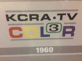4.) In the 1960s, KCRA 3 was the first television station in Northern California to use color news film.