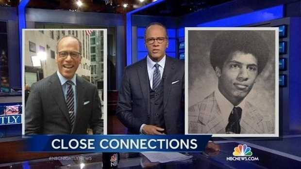 19.) NBC Nightly News anchor Lester Holt was a KCRA 3 intern.