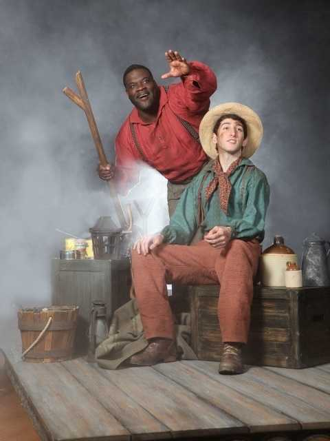 What: Big RiverWhere: Wells Fargo PavilionWhen: Fri 7:30pm&#x3B; Sat & Sun 2pm & 7:30pmClick here for more information about this event.