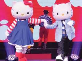 What: Hello Kitty's Supercute Friendship FestivalWhere: Sleep Train ArenaWhen: Fri Noon &7pm&#x3B; Sat2pm &7:30pm&#x3B; Sun NoonClick here for more information about this event.