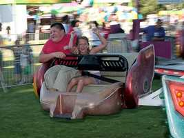 What: Rancho Cordova Fourth of July CelebrationWhere: Hagan ParkWhen: Fri 4pm-11pm&#x3B; Sat Noon-11pmClick here for more information on this event.