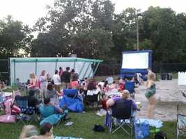 What: Dive-In Movie Night (July)Where: Cottage PoolWhen: Fri 7pm-10:30pmClick here for more information on this event.