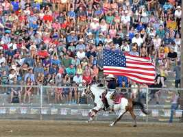 What: Folsom Pro RodeoWhere: Dan Russell Rodeo ArenaWhen: Fri-Sat 6pm-10pmClick here for more information on this event.