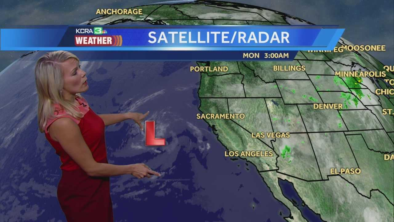 KCRA 3 Meteorologist Tamara Berg explains how long the cooling trend will last.