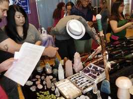 What: Healing Arts FestivalWhere: Scottish Rite CenterWhen: Sat 10am-6pmClick here for more information on this event.