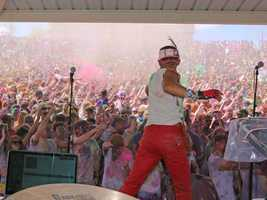 What: Holi Festival of ColorsWhere: River Walk ParkWhen: Sat Noon-4pmClick here for more information on this event.