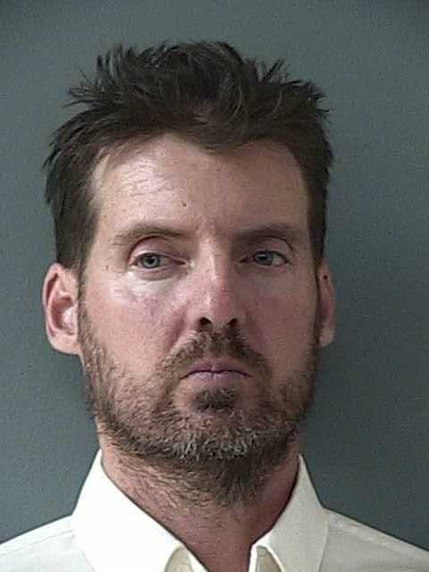 Alan Kierkegarrd was arrested in the assault of a Grass Valley church volunteer, police said.