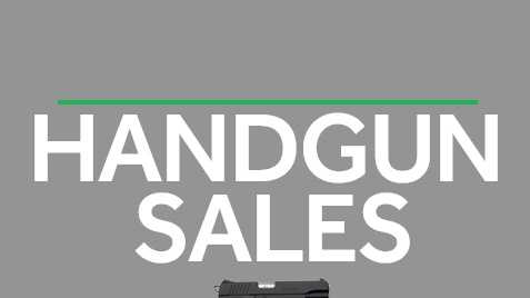 How many guns are sold in California? Here's a year-by-year breakdown of dealer record of sale for handguns.Source: California Department of Justice