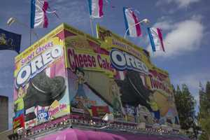 Deep-fried Oreos might give you a little extra boost -- just be sure to wait a while before taking a spin on any fair rides.