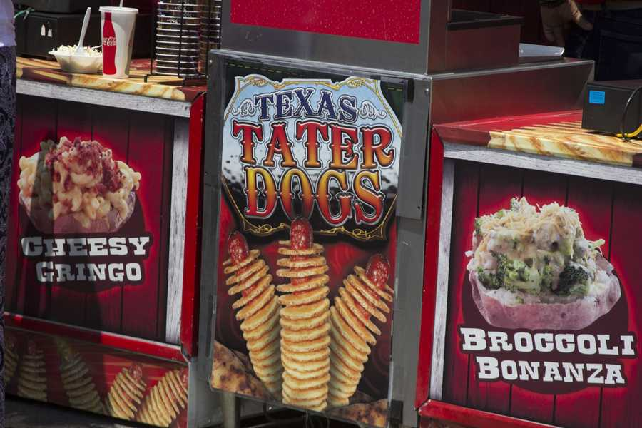 Hot dogs just got a little twisty with Texas Tater Dogs.