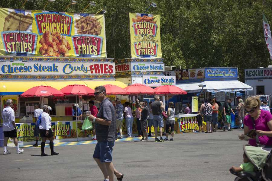 The California State Fair is here once again, and one reason people love going to the fair is the variety of weird, wacky foods. Check out these 12 crazy State Fair foods you have to try.