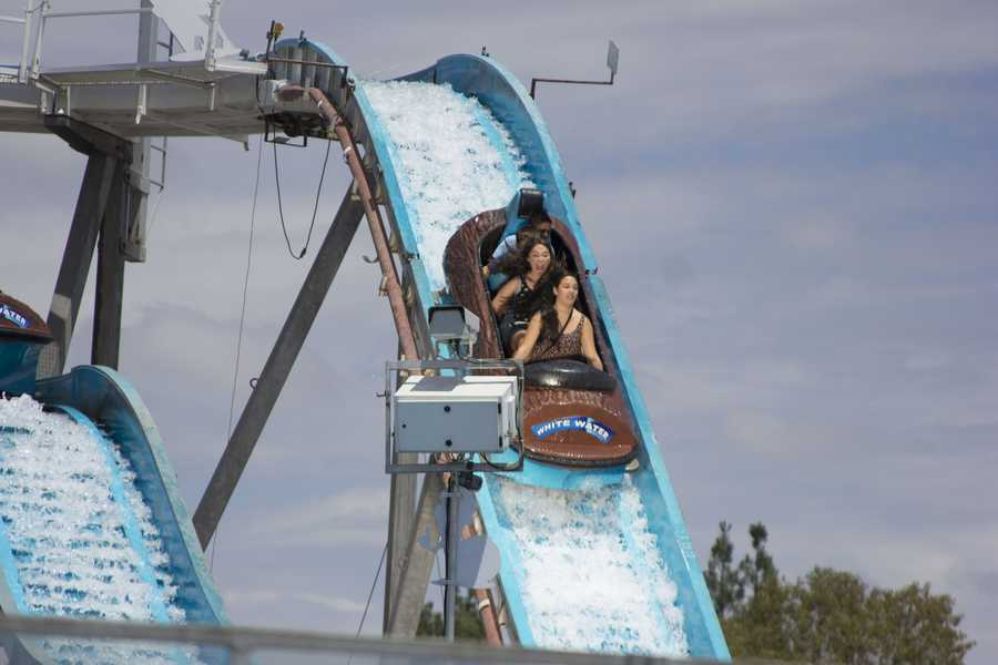 The California State Fair is taking place at Cal Expo from July 10 to 26. Check out photos of some of the rides and games that will be featured at this year's fair.