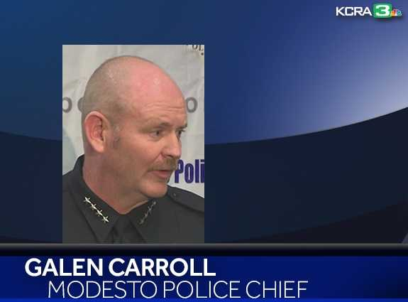 "Modesto Police Chief Galen Carroll said a pathologist concluded that 2-year-old Christopher Ripley died of ""blunt force trauma"" to the head on Oct. 2, 2014. ""The Modesto Police did not drop the ball,"" Carroll said. He said the investigation of Ripley's death took nine months because the department had to hire an outside pathologist who specializes in neurology to help with the case."