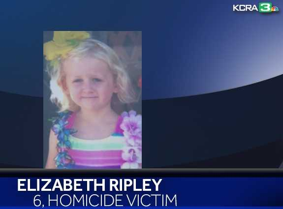 Elizabeth Ripley, 6, was among the five people found dead inside Dr. Amanda Crews' home on Nob Hill Court. Elizabeth is the daughter of Crews and her ex-husband, Timothy Ripley.
