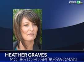 """""""It's devastating,"""" said Heather Graves, a spokeswoman for the Modesto Police Department. """"It's devastating not only to the families (and) to the victims but to the neighbors here, as well, and to our law enforcement."""" Graves said she couldn't recall a homicide case of this magnitude during her 14 years with the department."""