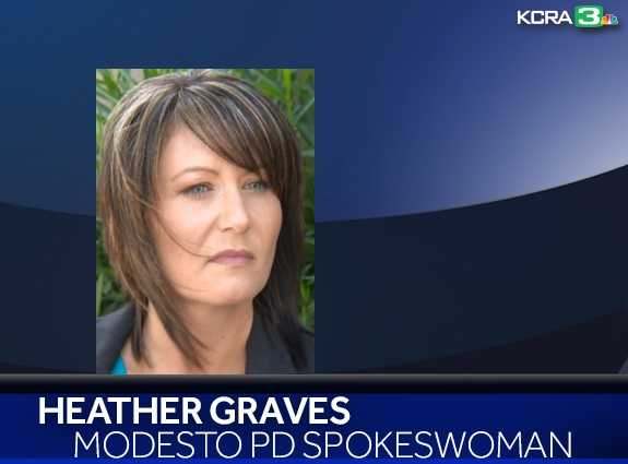 """It's devastating,"" said Heather Graves, a spokeswoman for the Modesto Police Department. ""It's devastating not only to the families (and) to the victims but to the neighbors here, as well, and to our law enforcement."" Graves said she couldn't recall a homicide case of this magnitude during her 14 years with the department."