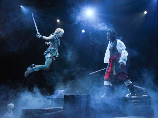 What: Peter PanWhere: Wells Fargo PavilionWhen: Fri 7:30pm&#x3B; Sat & Sun 2pm & 7:30pmClick here for more information about this event.