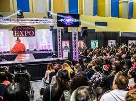 What: Quinceaneras Expo Northern CaliforniaWhere: Flamingo PalaceWhen: Sun Noon-5pmClick here for more information about this event.