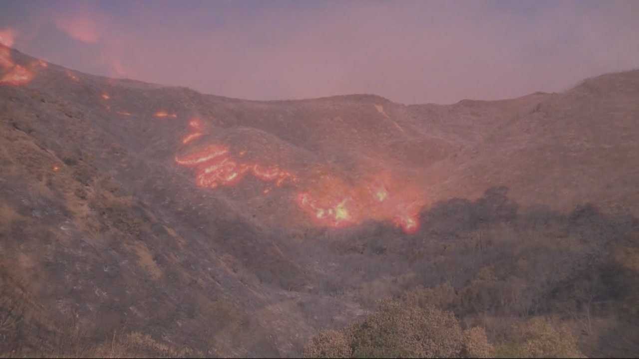KCRA 3 continues to monitor a massive burning near lake Berryessa. Although some evacuations were lifted Thursday evening, hundreds of homes remain under threat.