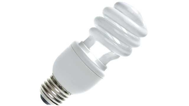 6. Toss the incandescent lights. Switching to low-heat compact fluorescent lamps (CFLs) can help make your home a bit cooler. Incandescent bulbs waste about 90 percent of their energy putting out heat. In addition, turn lights off when they are not being used.