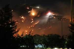A Fourth of July fire that broke out in Vacaville forced more than 100 people to leave their homes.