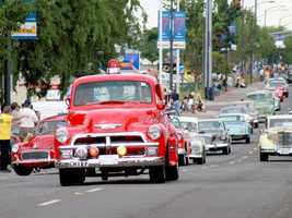 What: 7th Annual CAM Car Cruise and ShowWhere:: Sacramento State to Fulton AvenueWhen: Sat 4pm-9pmClick here for more information on this event.