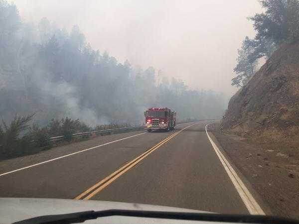 Cooler temperatures Sunday night into Monday allowed crews to get a better handle on the Rocky Fire and increase containment, but the fast-moving wildfire continued to grow. (Aug. 3, 2015)