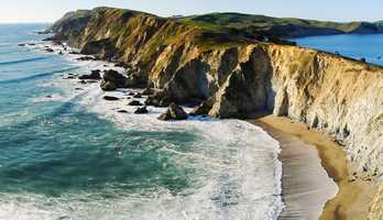 12. Point Reyes National Seashore -- Even the most inexperienced photographers can capture the majestic beauty of this coastal spot, located along Highway 1 about 30 miles north of San Francisco.