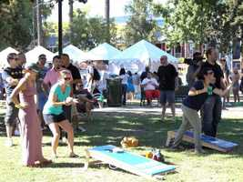 What: Sactown WingsWhere: Cesar Chavez PlazaWhen: Sat 3pm-7pmClick here for more information on this event.