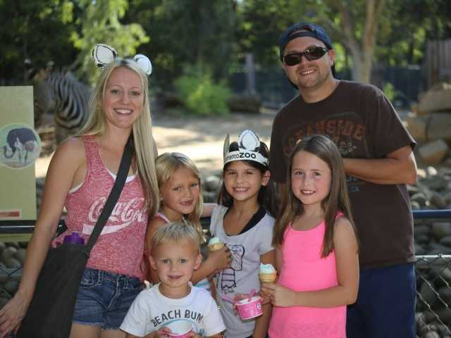 What: Ice Cream SafariWhere: Sacramento ZooWhen: Sat 4pm-8pmClick here for more information on this event.